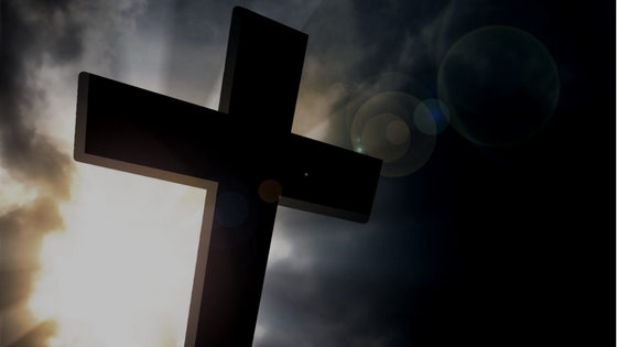 Remember those sitting in the darkness of Good Friday